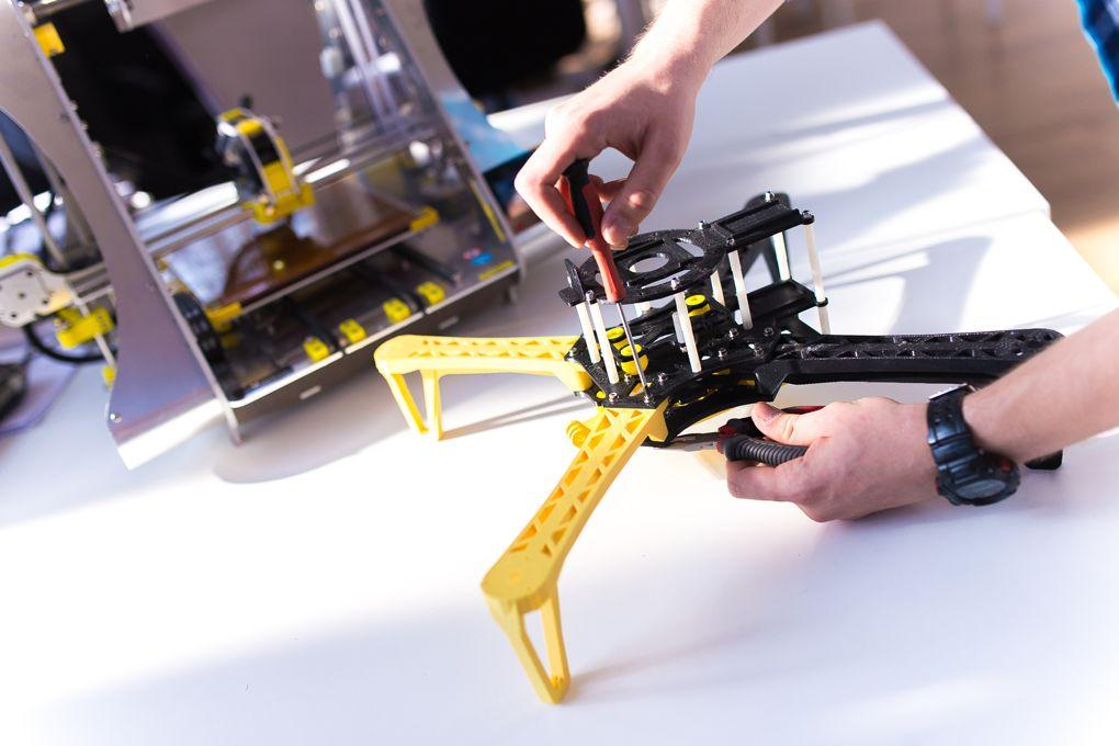 3D Printed Drone 1