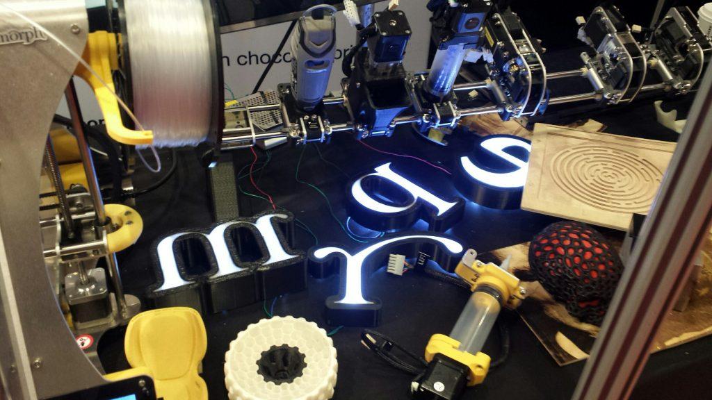 3D printing fairs 1 - Europe