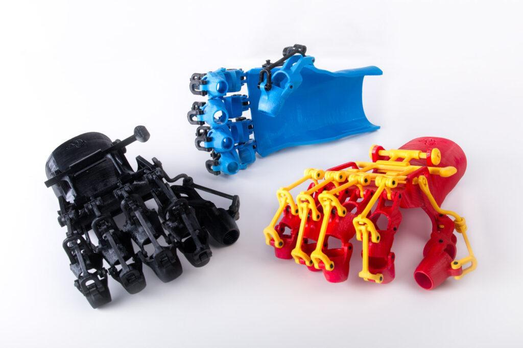 3D Printed Rehabilitation Orthosis - 3D Prints