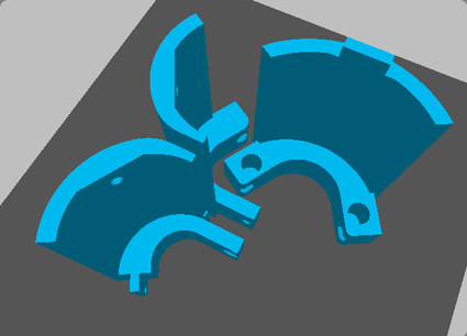 ZMorph 3D Printable Parts