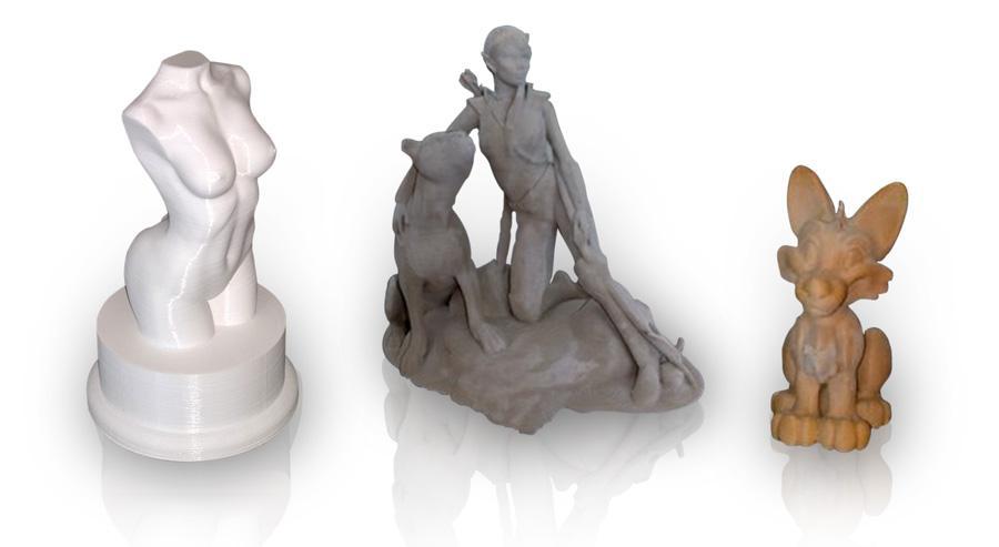 Body Lamps by Gueni - ZMorph Digest