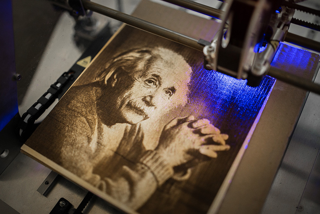 best 3D printer - laser