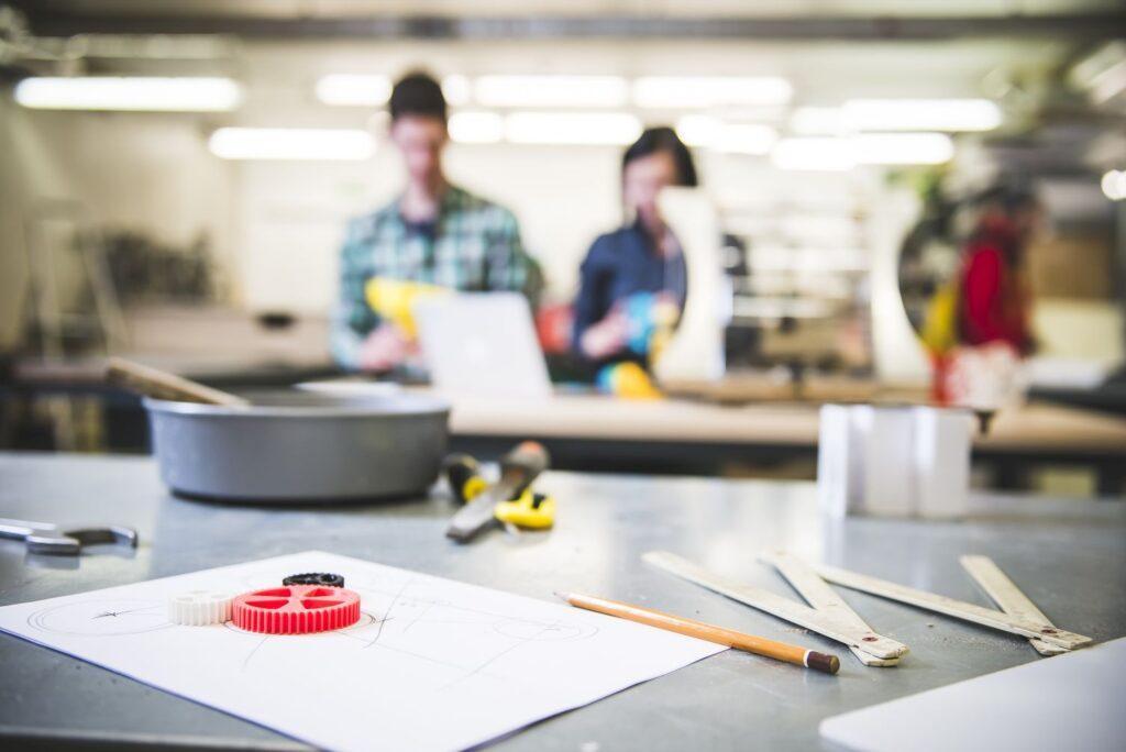 Rapid prototyping in product development
