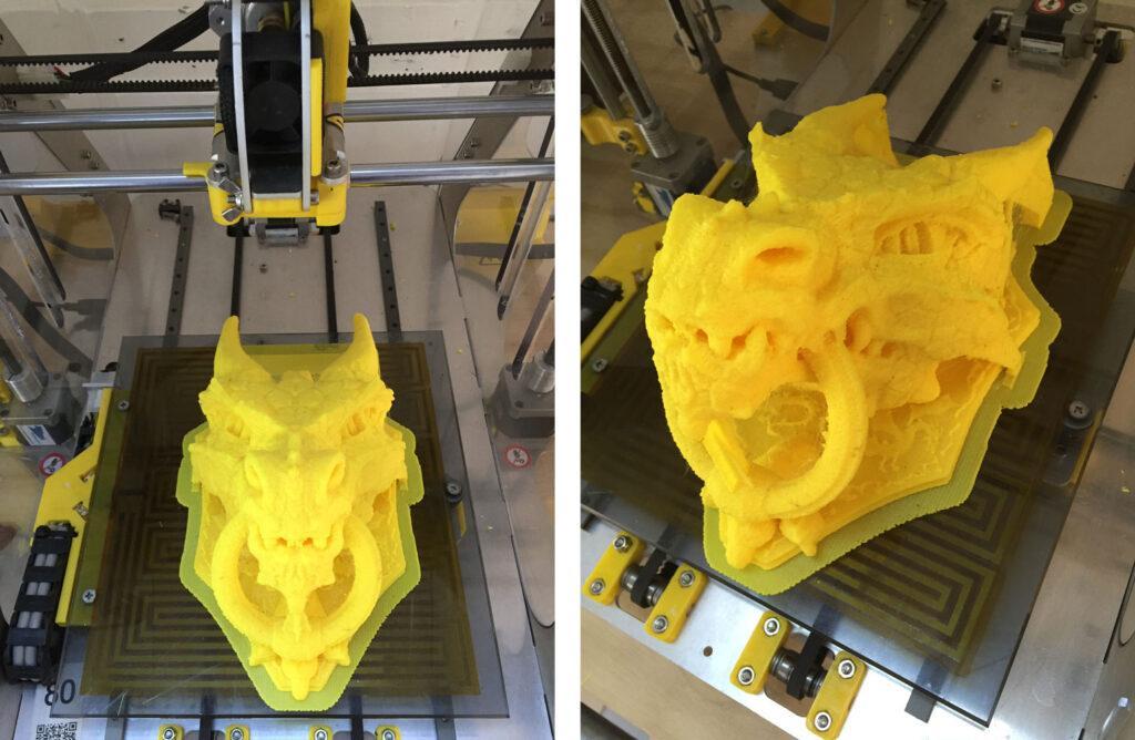3D Printed Door Knockers