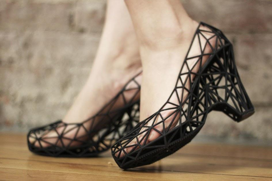 3D printed wearables
