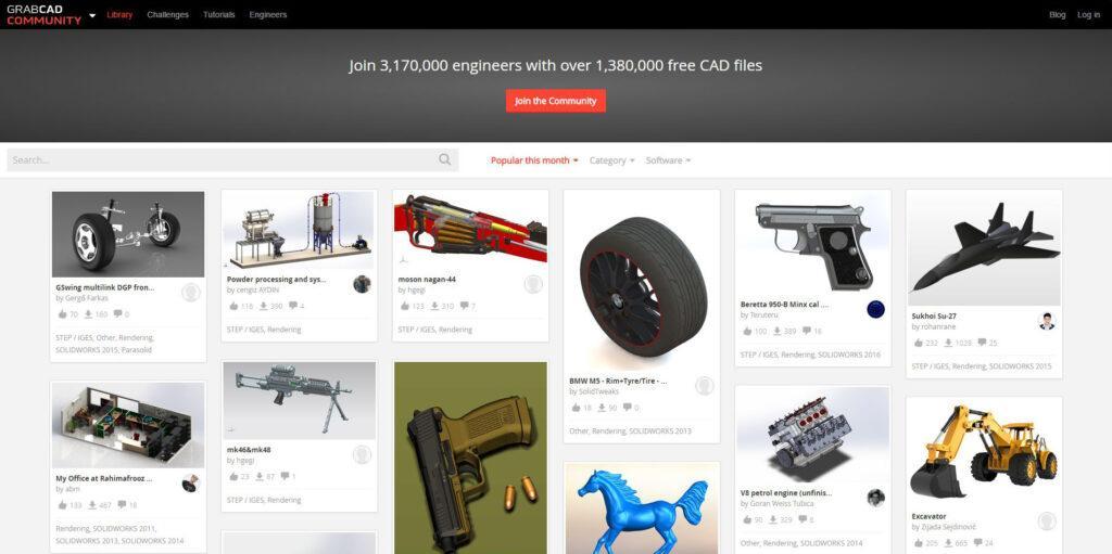 cool 3D printer ideas