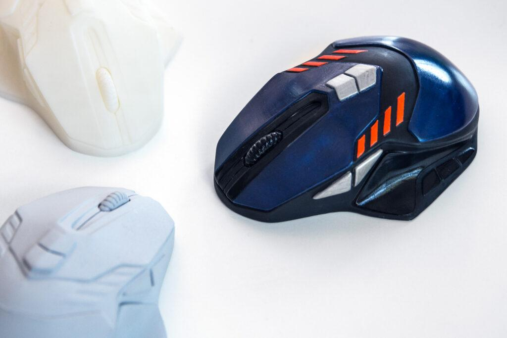 3D printed wireless mouse