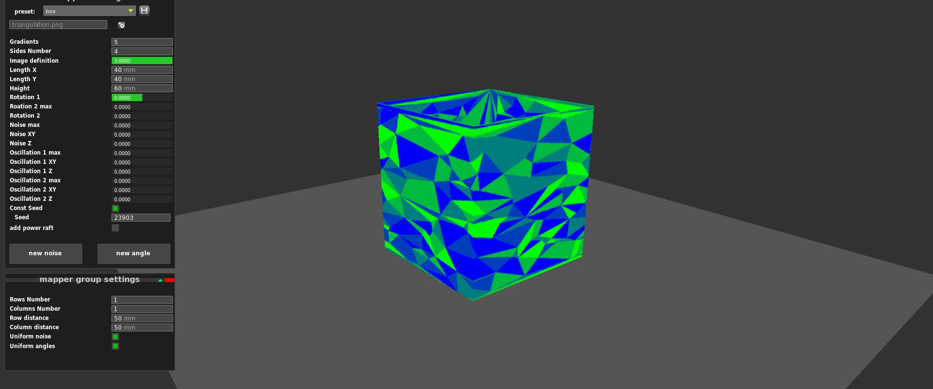 3D printing software