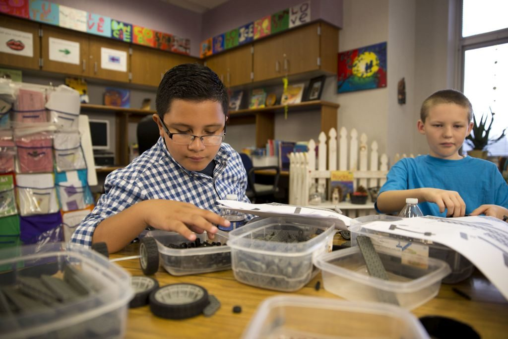 3D printing improves education