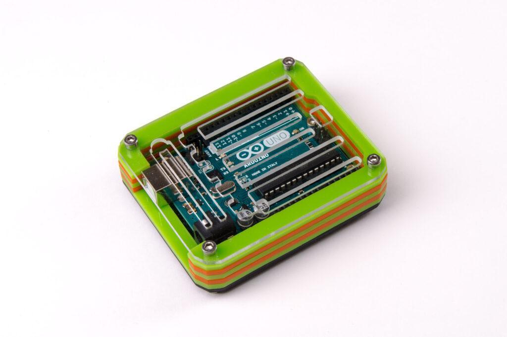 customized Arduino cases