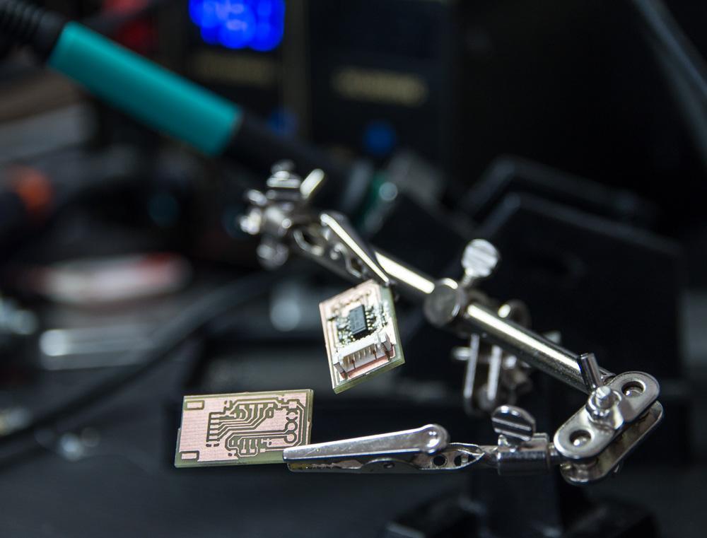 Laser PRO toolhead
