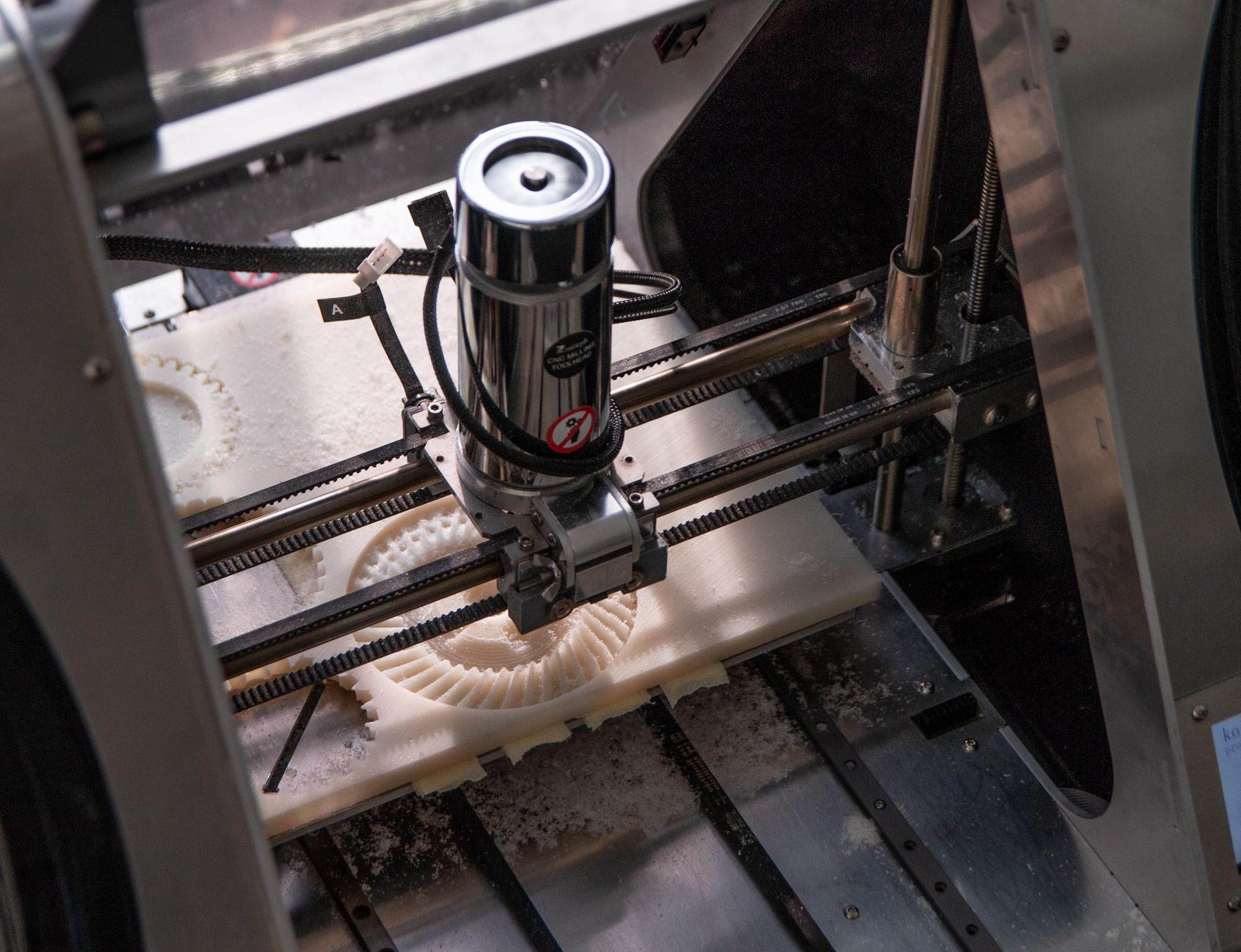 3D printing and CNC