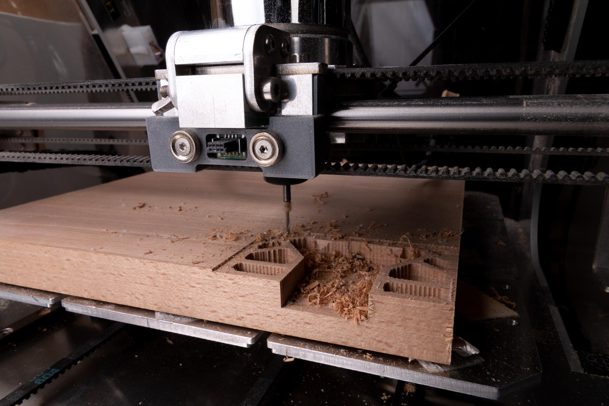 CNC and 3D printing
