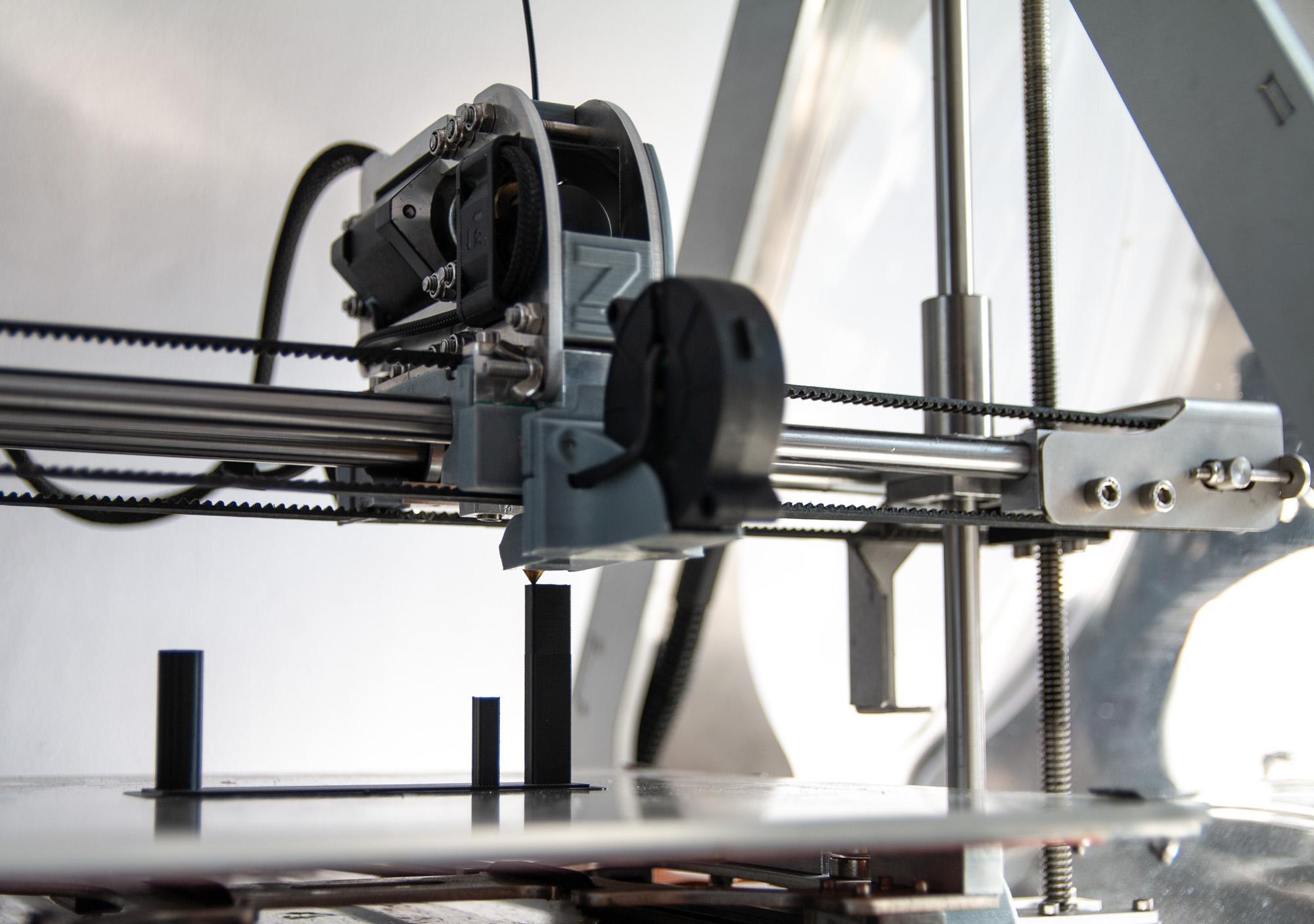 3D printing with ZMorph VX
