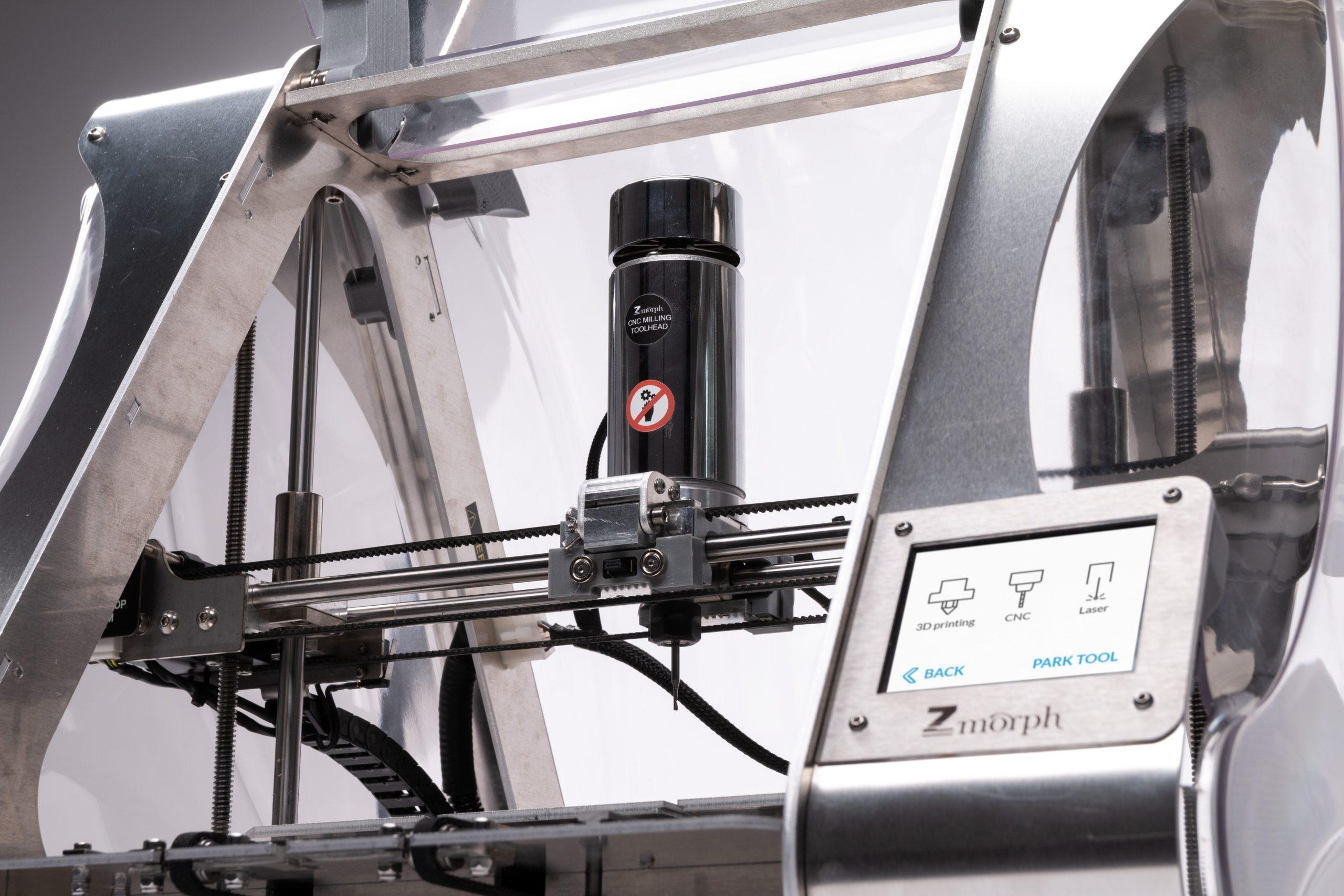 CNC PRO Milling Toolhead