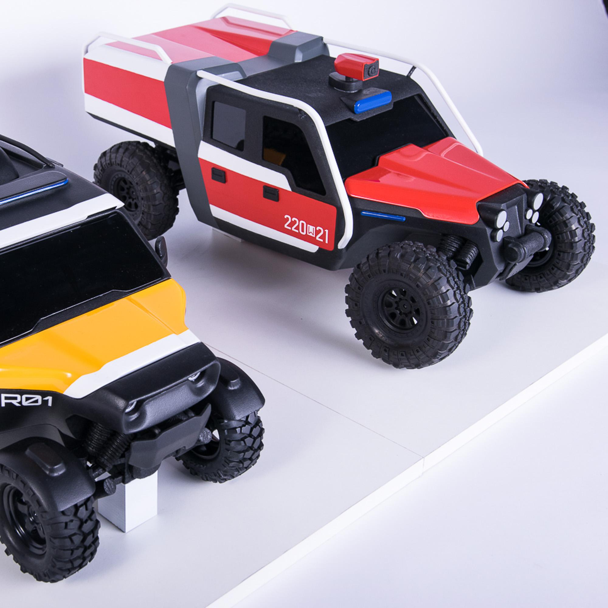 Tur and Surgo concept models