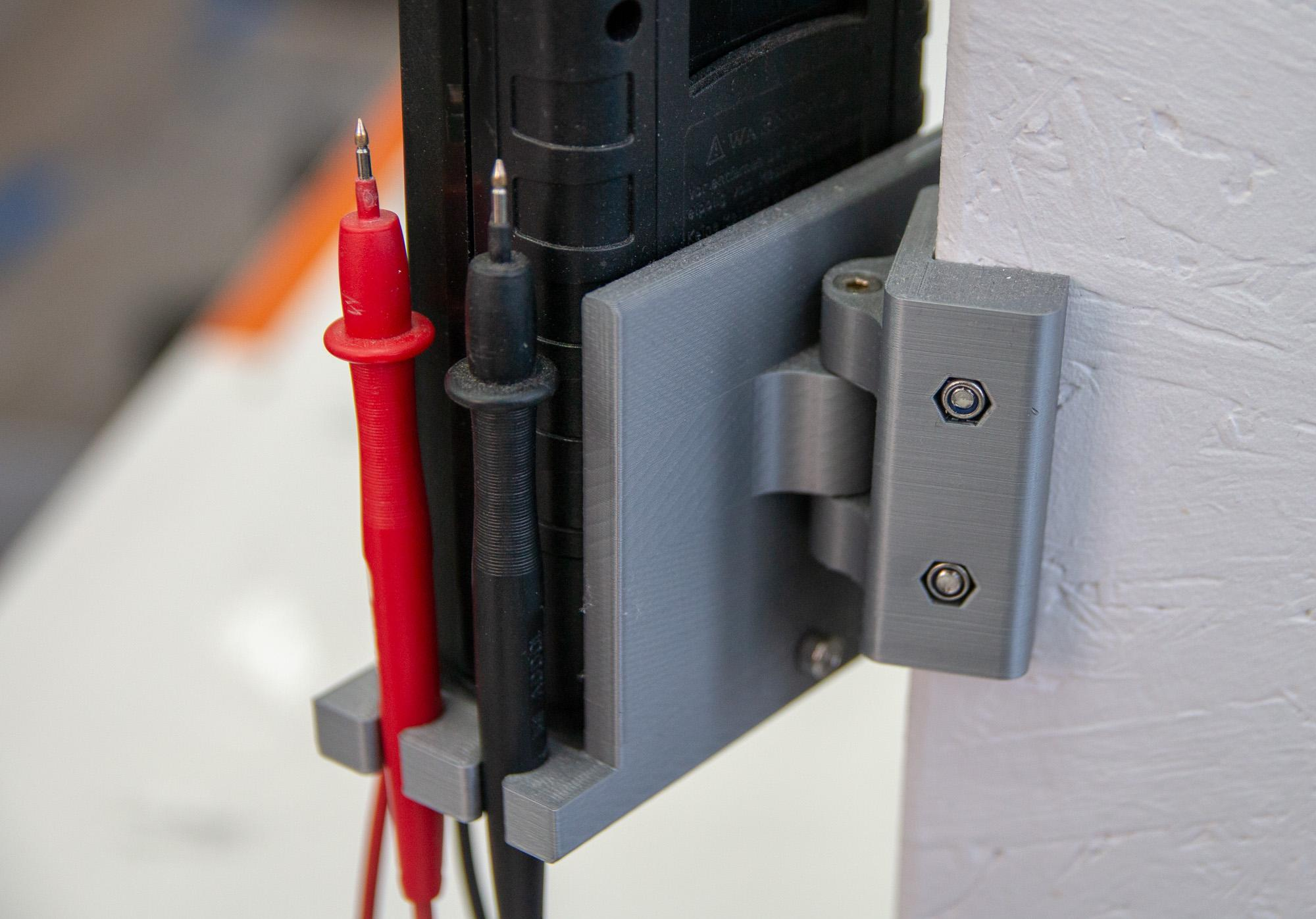 3D printed cable holder