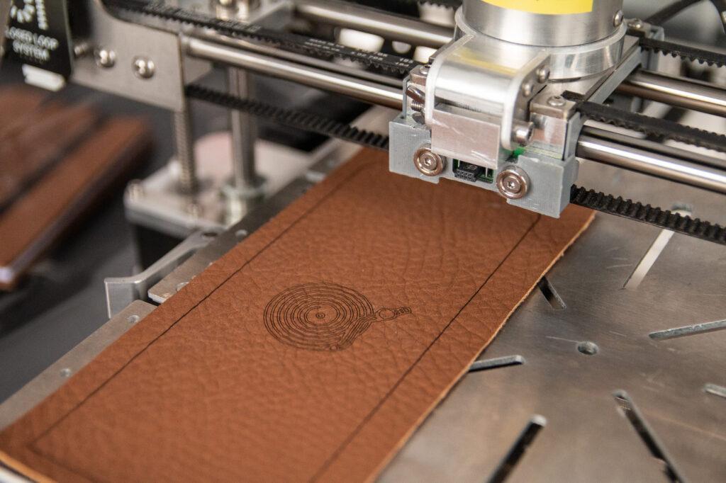 Custom Engraved Leather Goods