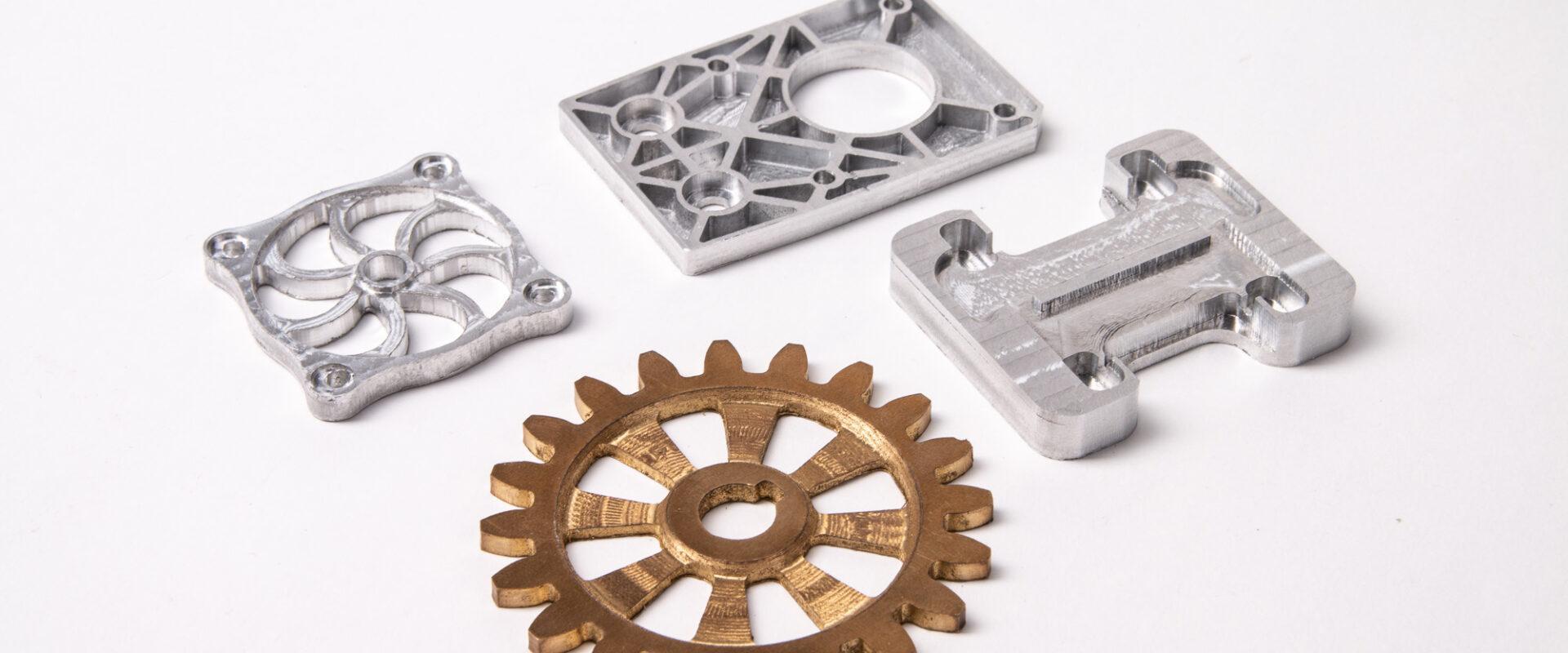 cnc milling in metals
