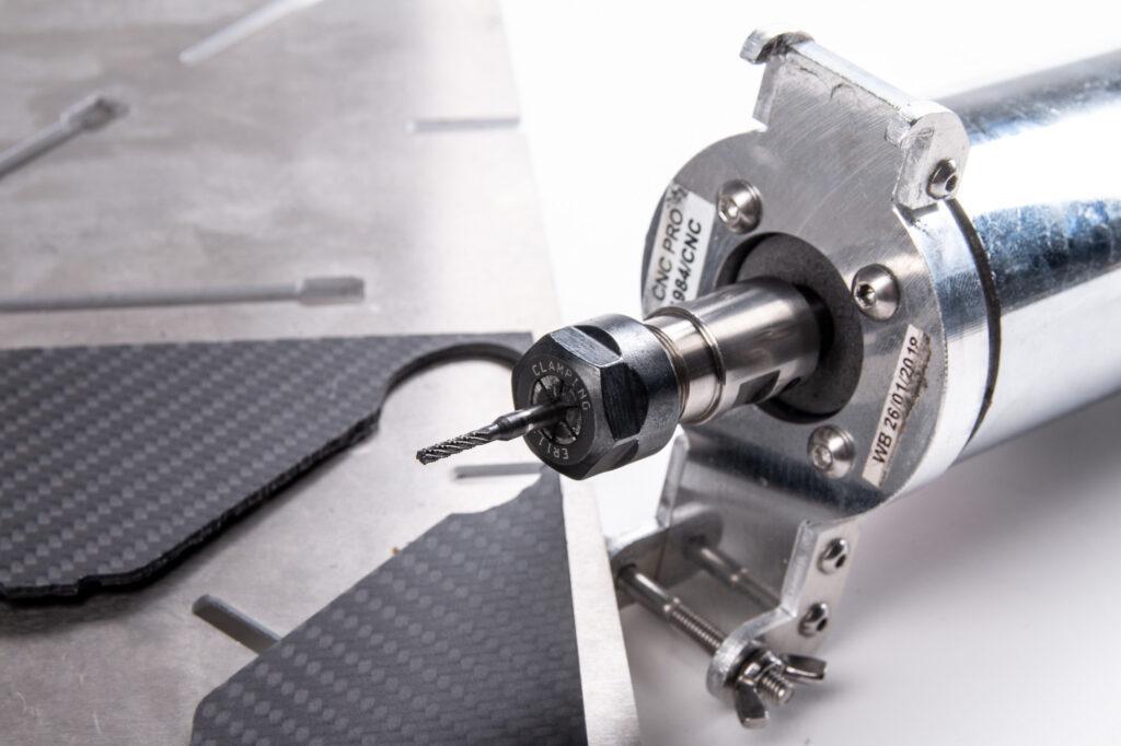 Carbon CNC machining