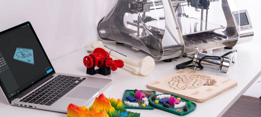 Why you should consider a multitool 3D printer for your school