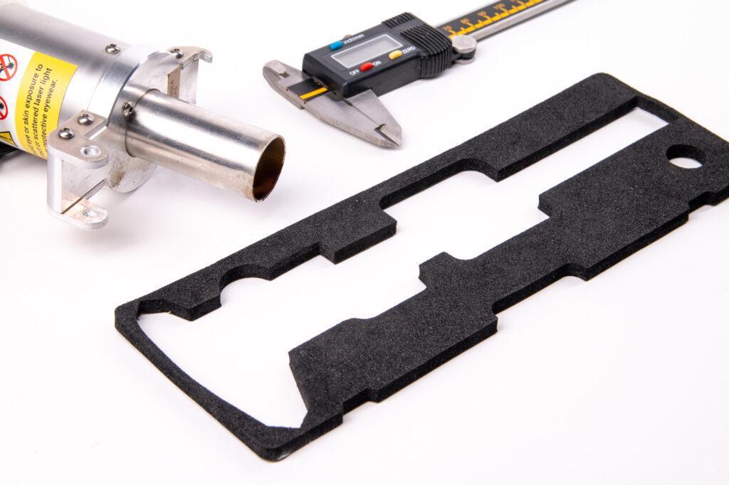 EVA foam and Laser PRO toolhead