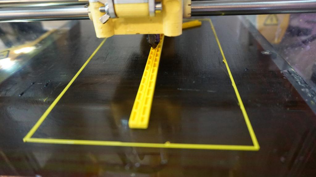 3D Printed Reactors for Nanoparticles