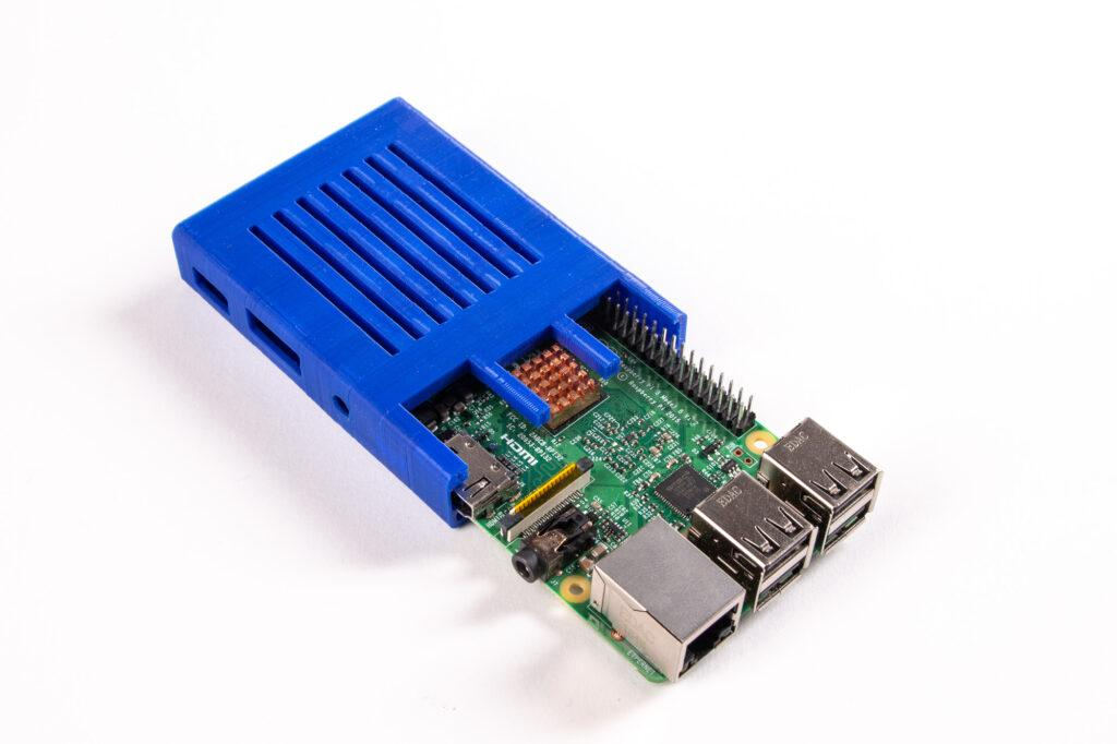 Raspberry Pi casing made from PET-G