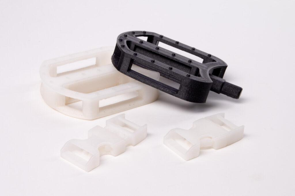 Nylon 3D printed parts
