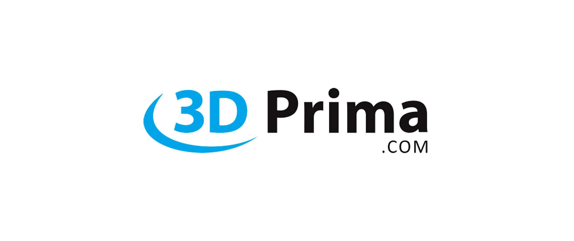 3D Prima logo