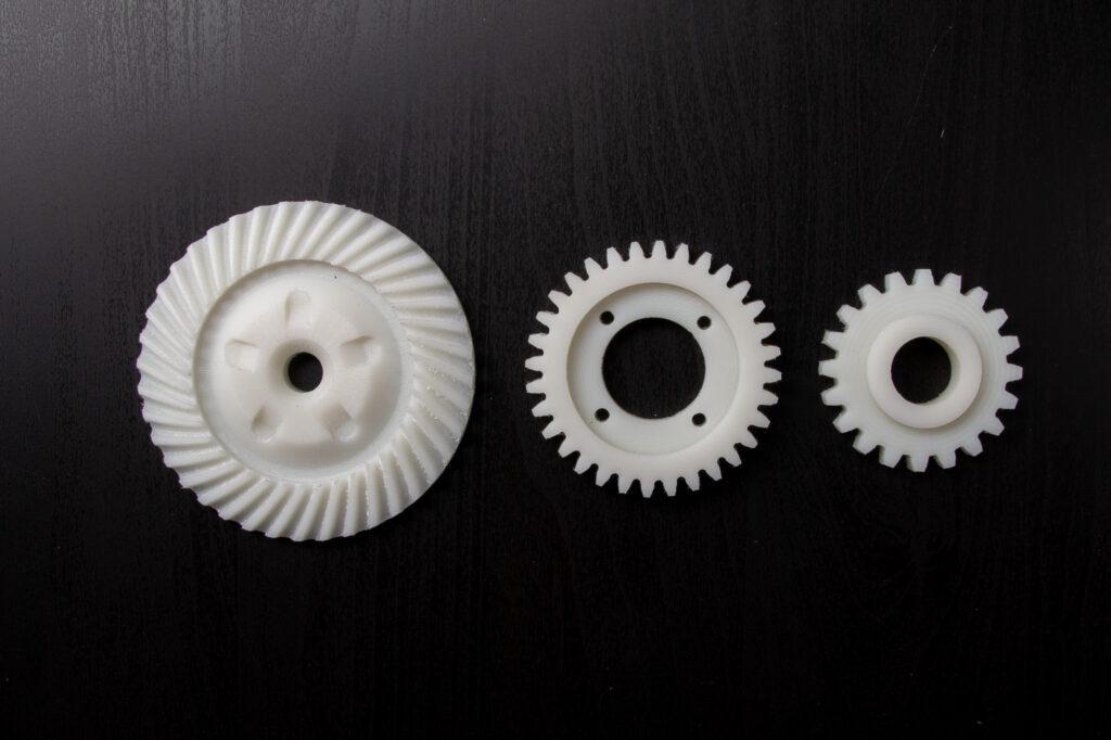 Nylon CNC samples