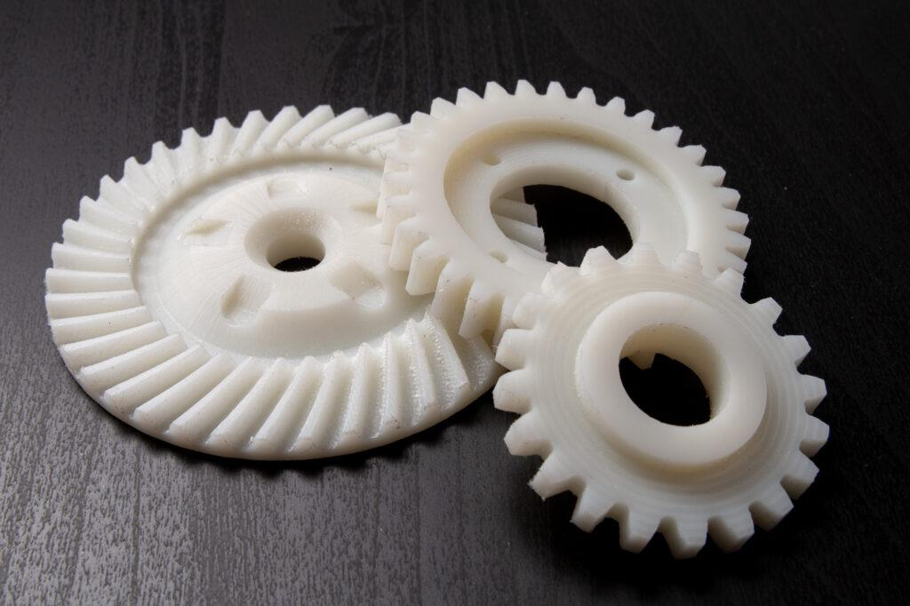 CNC nylon cogwheels