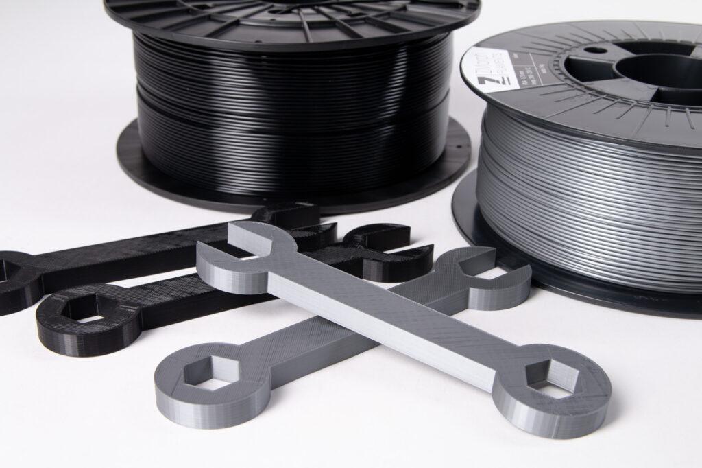 PLA vs ABS filaments