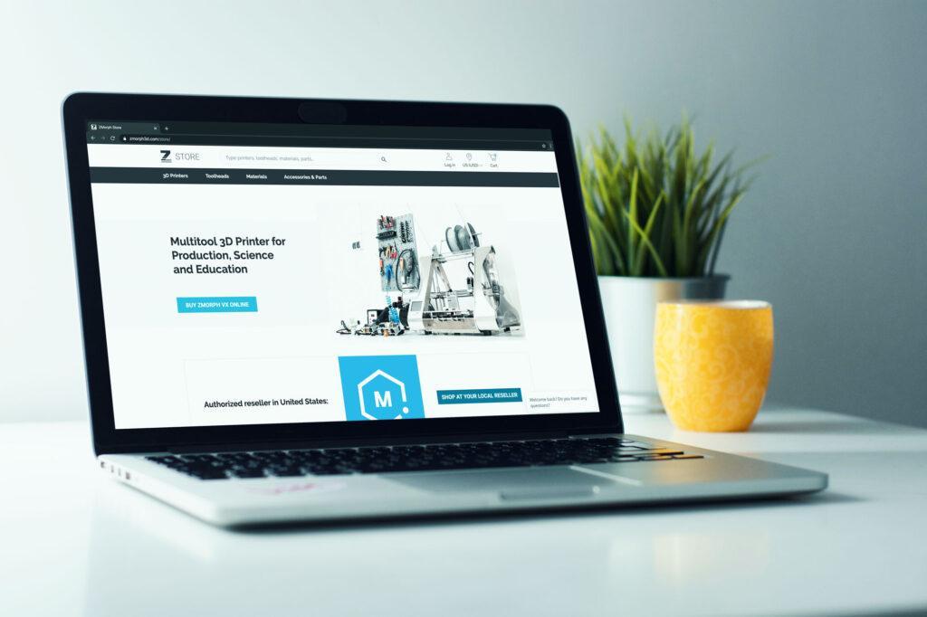 ZMorph online store