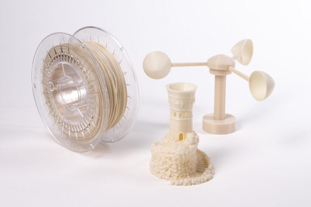 ASA 3D printing filament