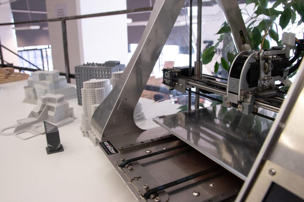 ZMorph VX Multitool 3D Printer.