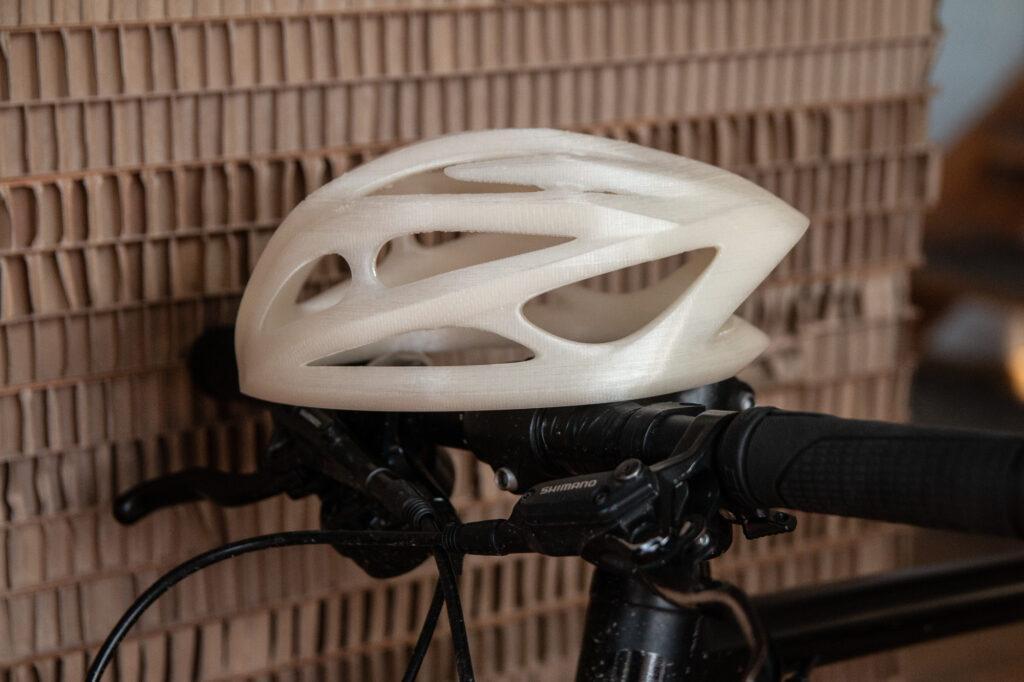 3D printed polycarbonate prototype.
