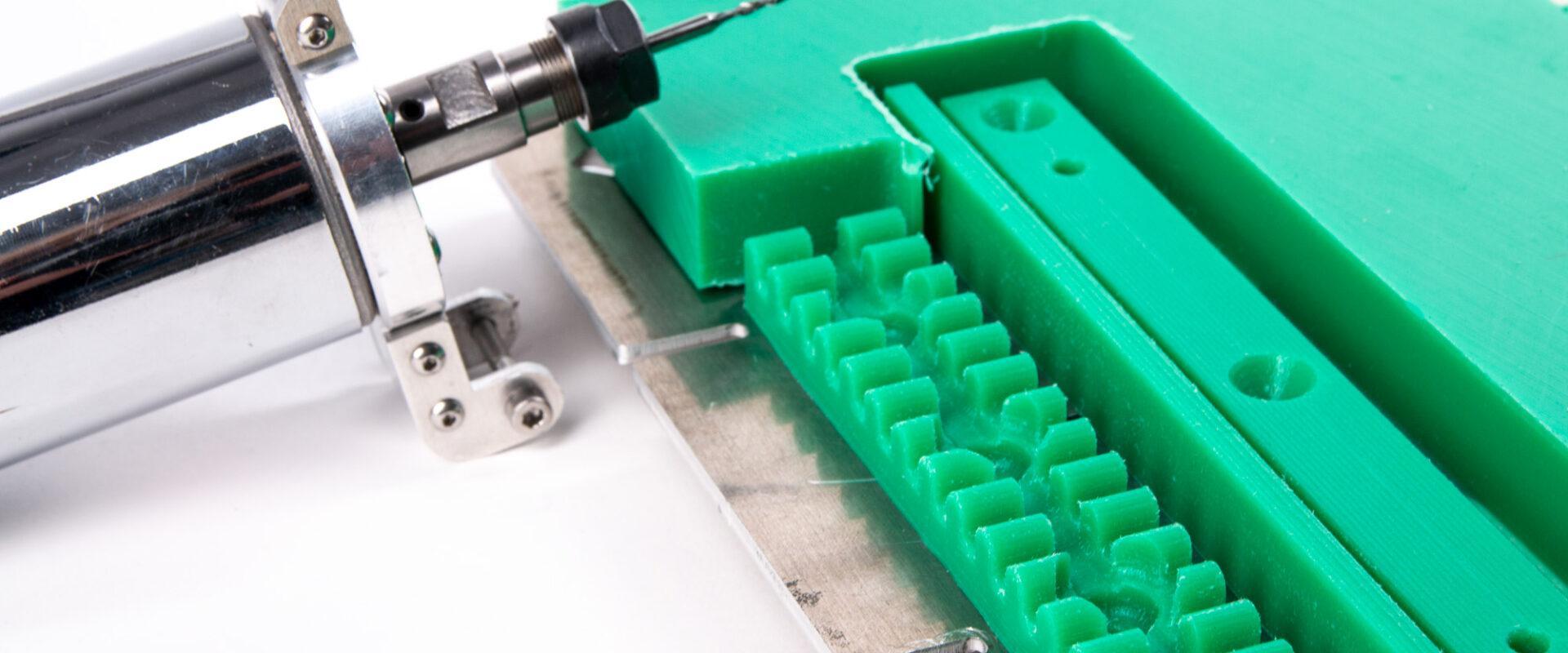 LDPE CNC Machining