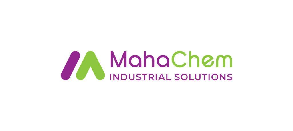 MahaChem logo.