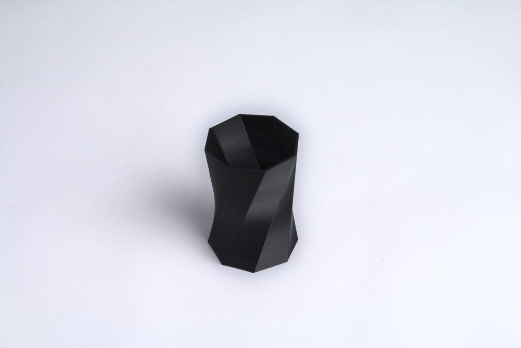 3D printed PLA pencil holder.