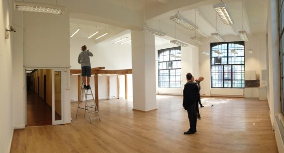 Zmorph moving to a new headquarters